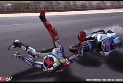 MotoGP13, Demo y captura de movimiento