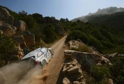 Rally Cerdeña 2013, tramo clasificación: Latvala marca el ritmo