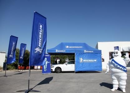 Repsol y Michelin revisan tus neumáticos este verano