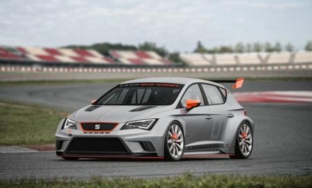 Seat Leon Cup Racer fabricado desde cero