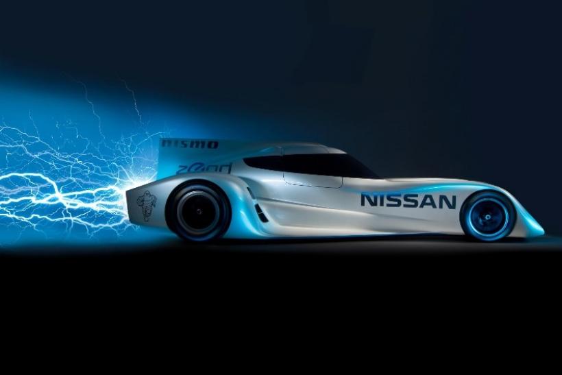 ZEOD RC, el prototipo eléctrico más rápido del mundo para LE MANS 2014