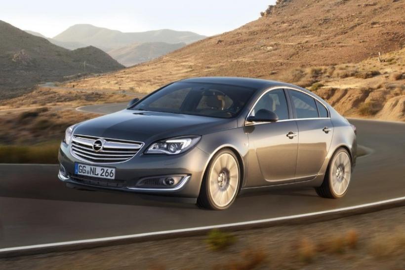 El Opel Insignia se actualiza