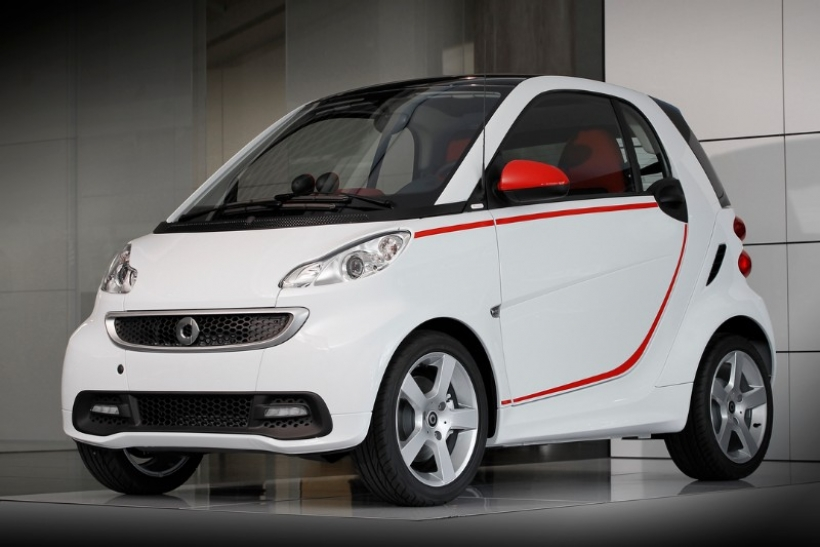smart Ushuaïa Limited Edition
