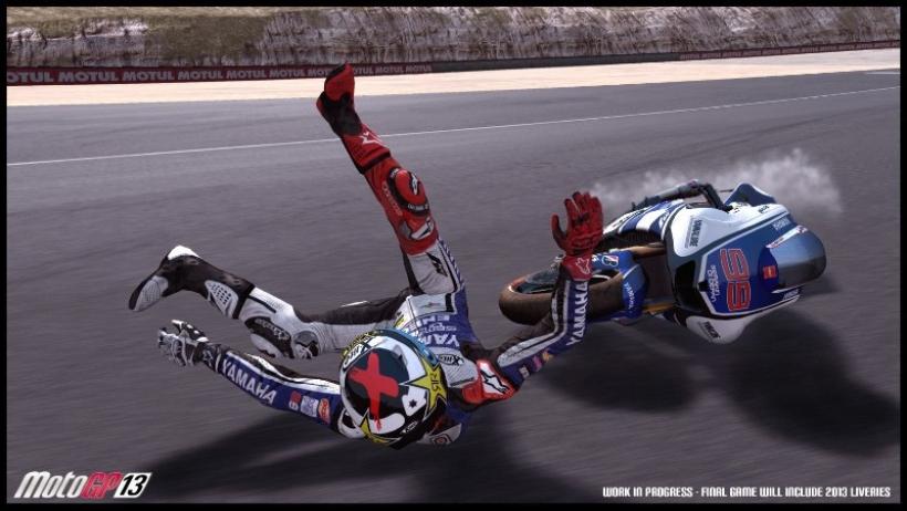 MotoGP13, Demo y captura de movimiento - Motor.es