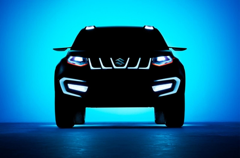 Suzuki iV-4 Concept, un nuevo prototipo de SUV compacto