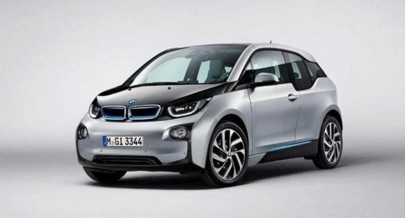 BMW i3, fotos filtradas que muestran su diseño final