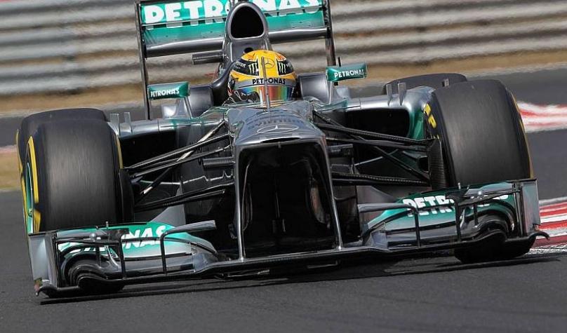 Mercedes no se ve luchando por la victoria el domingo