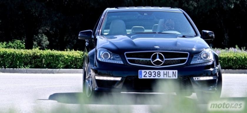 Mercedes Clase C 63 AMG. Lobo con piel de cordero