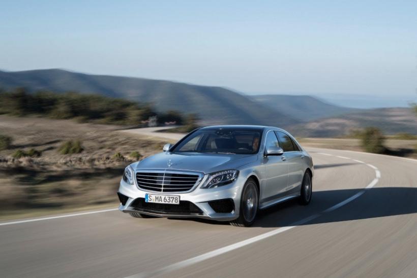 Prestaciones, tecnología y lujo por doquier en el Clase S AMG 2014