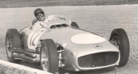 El Mercedes de Fangio, el más caro del mundo