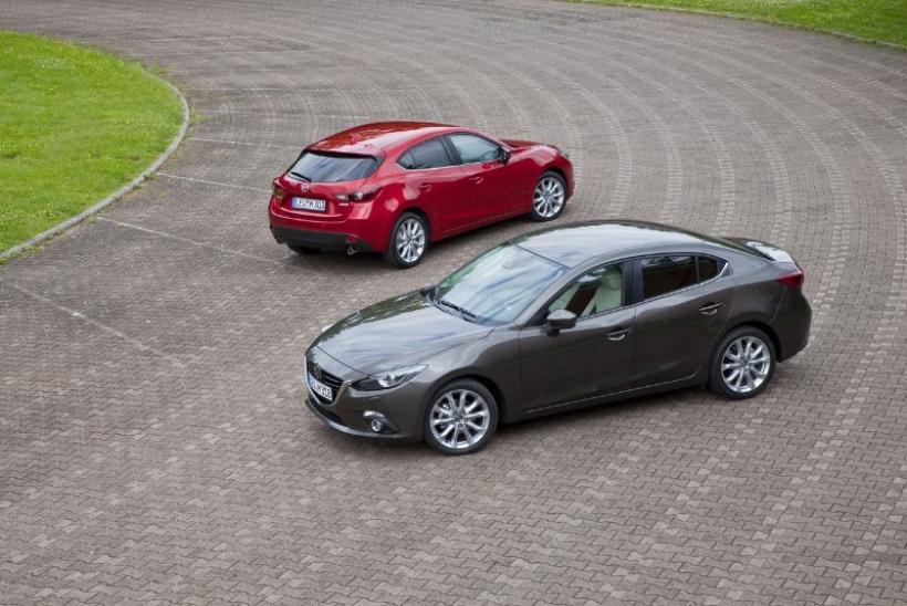 Mazda 3 5 puertas y SportSedan: datos, imágenes y video oficiales