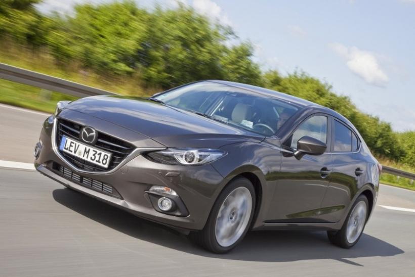 Mazda 3 Sedan 2014, cuatro puertas sin renunciar al estilo deportivo