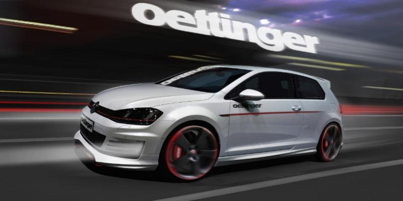 Oettinger Volkswagen Golf VII GTI, hasta 350 CV
