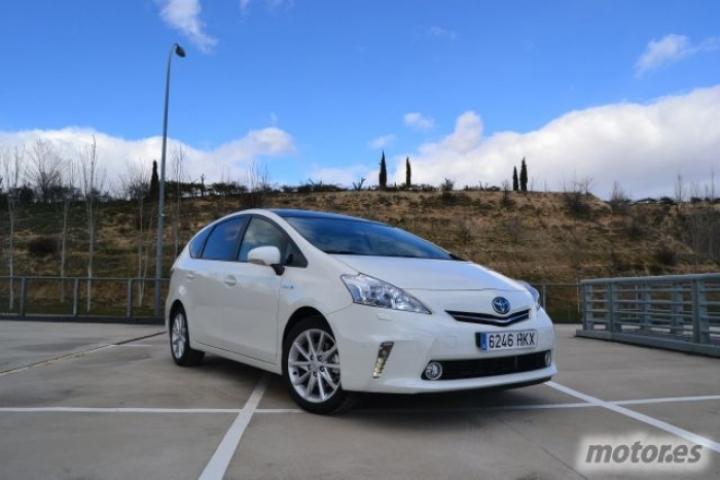 Prueba Toyota Prius+ 1.8 HSD Advance IV, ficha técnica, precio y conclusión