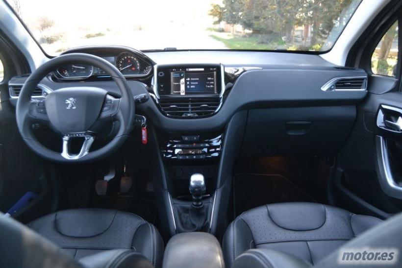 Prueba Peugeot 208 1.6 HDI 115