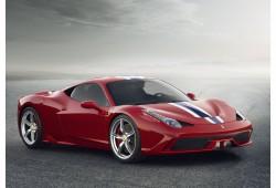 Ferrari 458 Speciale: más prestaciones, deportividad y radicalidad
