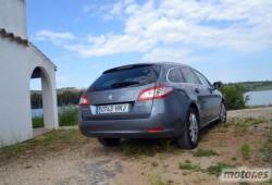 Prueba Peugeot 508 SW 1.6 HDI 115 (III), impresiones de conducción