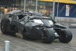 Ben Affleck se sube al Batmóvil
