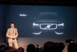 El Volvo XC90 2015 muestra sus detalles de diseño