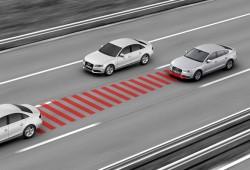 AUDI habla de su sistema de conducción autómata en atascos