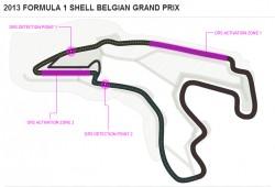 Agenda GP Bélgica, eventos y datos del circuito Spa-Francorchamps