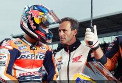 Márquez ve fuerte a Lorenzo en Silverstone