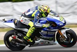 Espectacular victoria de Márquez por delante de Pedrosa y Lorenzo