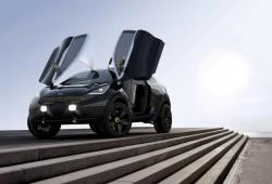 Kia Niro Concept, un prototipo crossover con diseño espacial