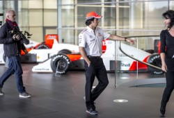 Neale no espera ya ganar carreras en 2013