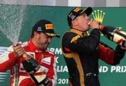 Niki Lauda insiste a Ferrari el fichaje de Kimi Raikkonen