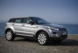 El Range Rover Evoque 2014 incorpora la caja de cambios de 9 velocidades