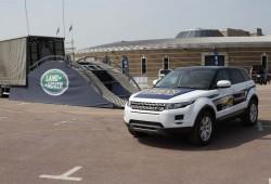 Land Rover te invita a poner a prueba al Evoque