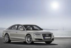 Nuevo Audi A8: puesta al día con motores revisados y más tecnología
