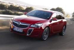 Opel Insignia OPC 2014, con pequeños cambios estéticos