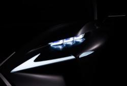 Lexus presentará un nuevo concept en Frankfurt