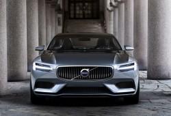 Volvo Concept Coupe, un prototipo coupé del futuro