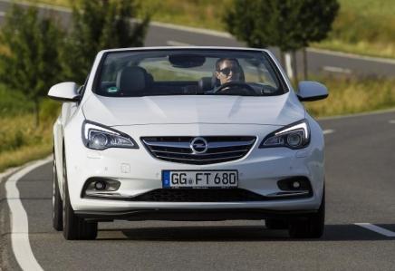 Opel Cabrio con motor gasolina de 200 CV se presentará en Frankfurt