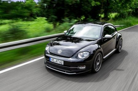 ABT presenta su nueva preparación para el Volkswagen Beetle