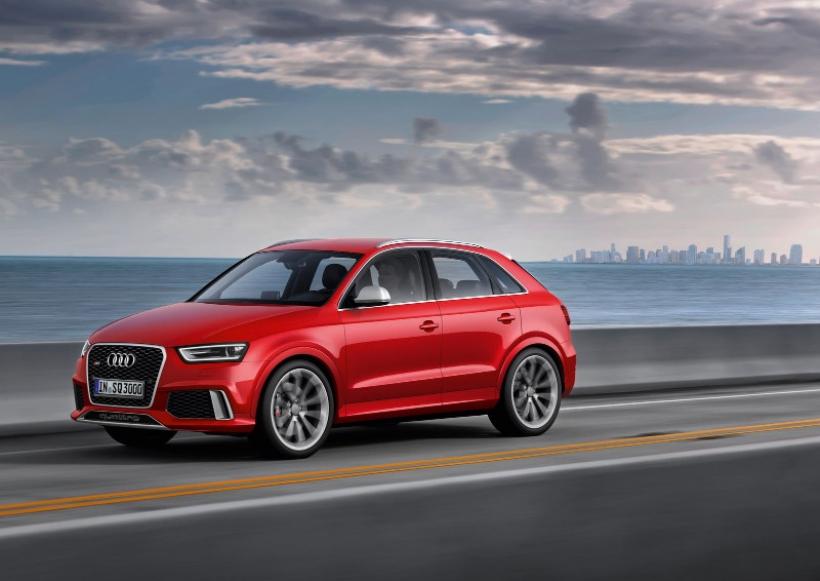 Audi RS Q3, características y precio para España