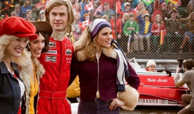 Película Rush: la F1 de Lauda y Hunt, todo lo que debes saber antes de entrar a verla