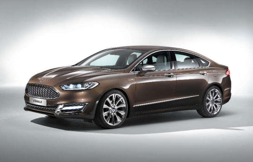 La nueva gama premium Ford Vignale se descubre
