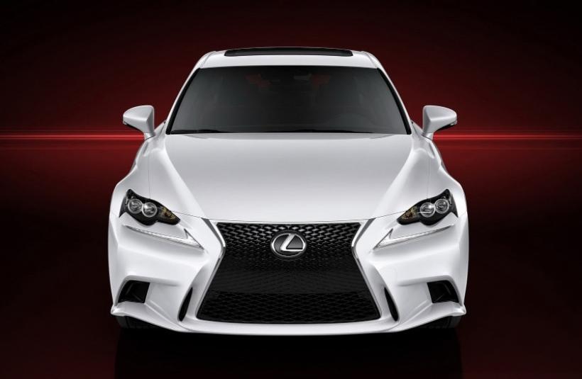 Lexus IS 250 2014, porque no sólo de híbridos vive el conductor