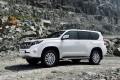 Toyota Land Cruiser 2013, puesta al día