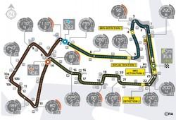 Agenda GP Singapur, eventos y datos del circuito Marina Bay