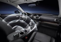 El Nuevo Lexus IS 300h ahora con Internet