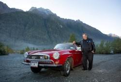 El Volvo P1800 de Irv Gordon celebra casi cinco millones de kilómetros recorridos
