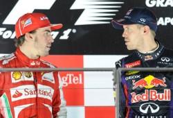 Ferrari se rinde ante Red Bull y ya piensa en la temporada 2014