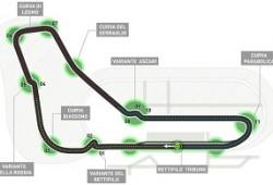 En directo carrera Fórmula 1 en Italia, circuito de Moza