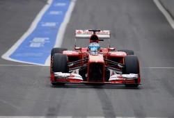 Hamilton y Alonso, al frente en los primeros libres en Monza