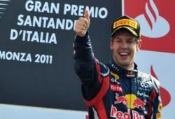Red Bull busca al menos el podio en Monza